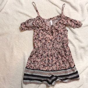 Romper.  Only worn once